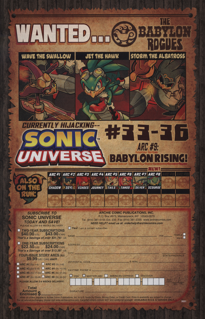 Read online Sonic The Hedgehog comic -  Issue #229 - 25