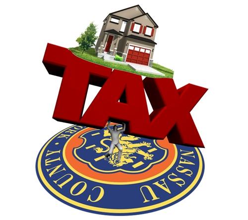 Long Island Property Taxes Too High
