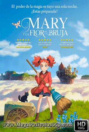 Mary Y La Flor De La Bruja [1080p] [Latino-Japones] [MEGA]