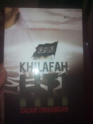 Dr. Ainur Rofiq, Mantan Anggota HTI: Landasan Khilafah Tidak Jelas