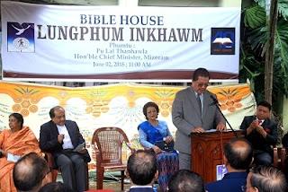 BIBLE HOUSE AIZAW