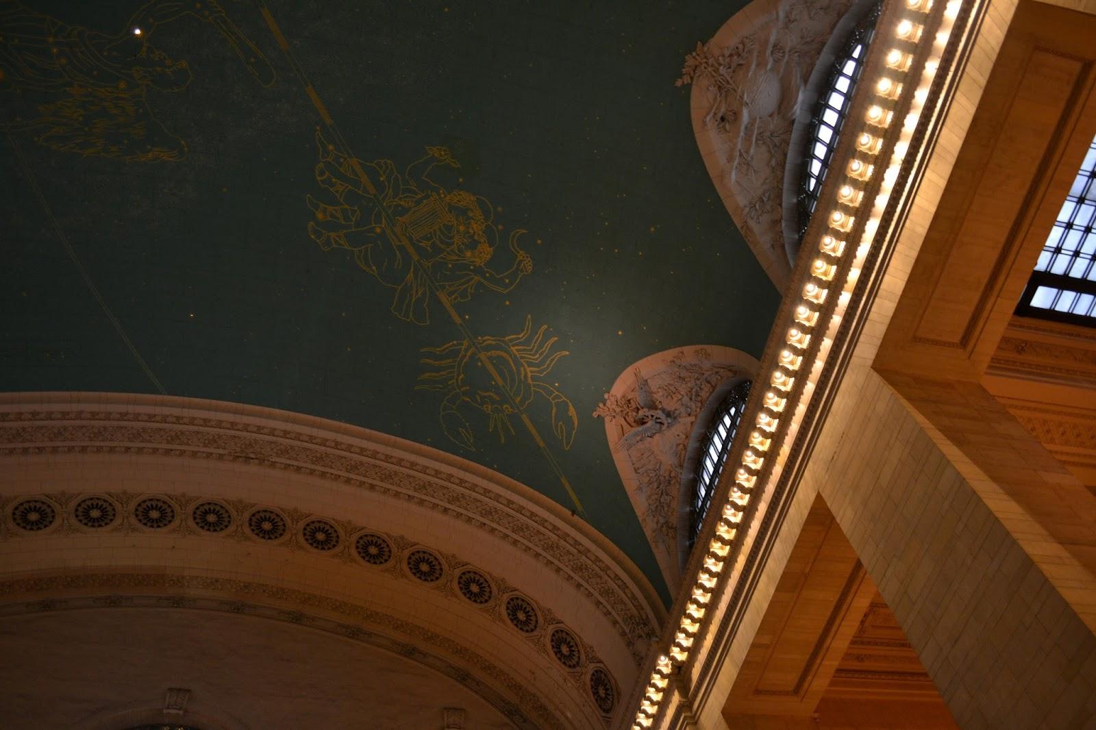 Гранд Централ - центральный вокзал Нью-Йорка. (Grand Central Terminal, NYC)