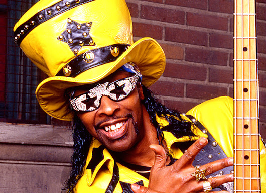 The Wisdom of Bootsy Collins