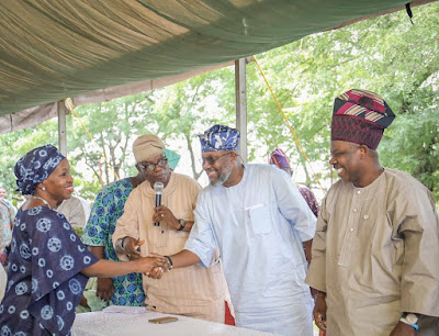 Amosun Dares APC, Insists On Handing Over To His Candidate