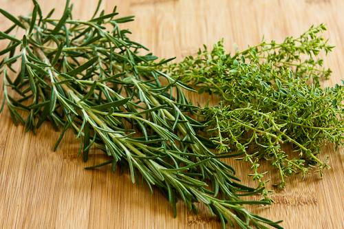 How Preserve Fresh Thyme