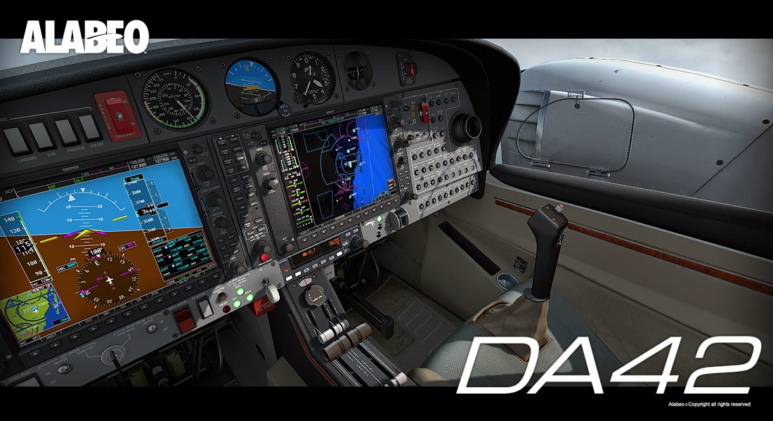 Alabeo: DA42 Twin Star (FSX/P3D V4 )