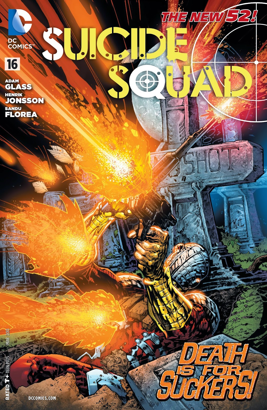 ADN Collections: The NEW 52 Story: Suicide Squad [Parte 4]