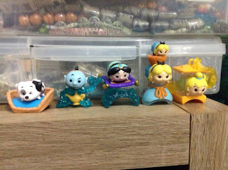 Disney Tsum Tsum Series 3 Mystery Packs Blind Bags Jakks