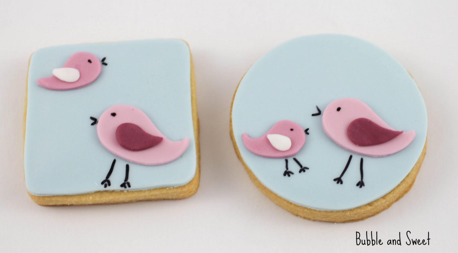 Bubble And Sweet Whimsical Bird Cookies And A Hampton S