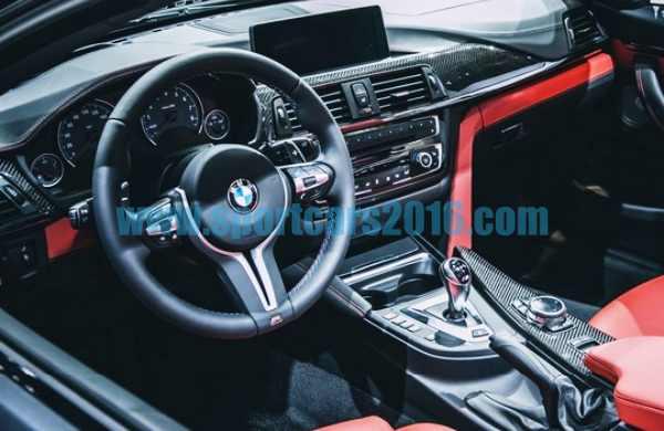 2017 BMW M2 Interior