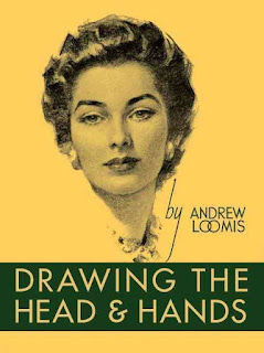 Drawing the Head and Hands : Andrew Loomis Download Free Art Book