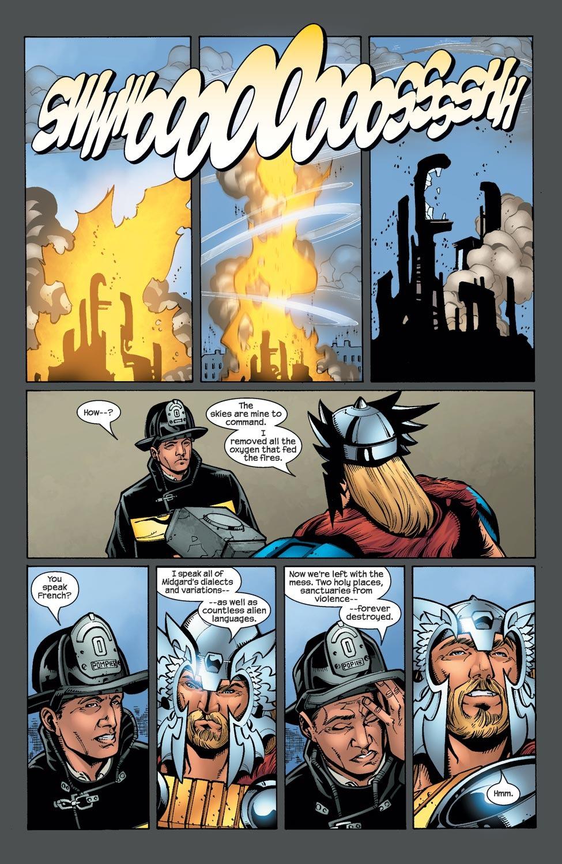 Thor (1998) Issue #65 #66 - English 8