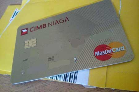 Pengajuan Naik Limit Kartu Kredit CIMB Niaga