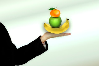 Healthy Eating With Fruit Diet