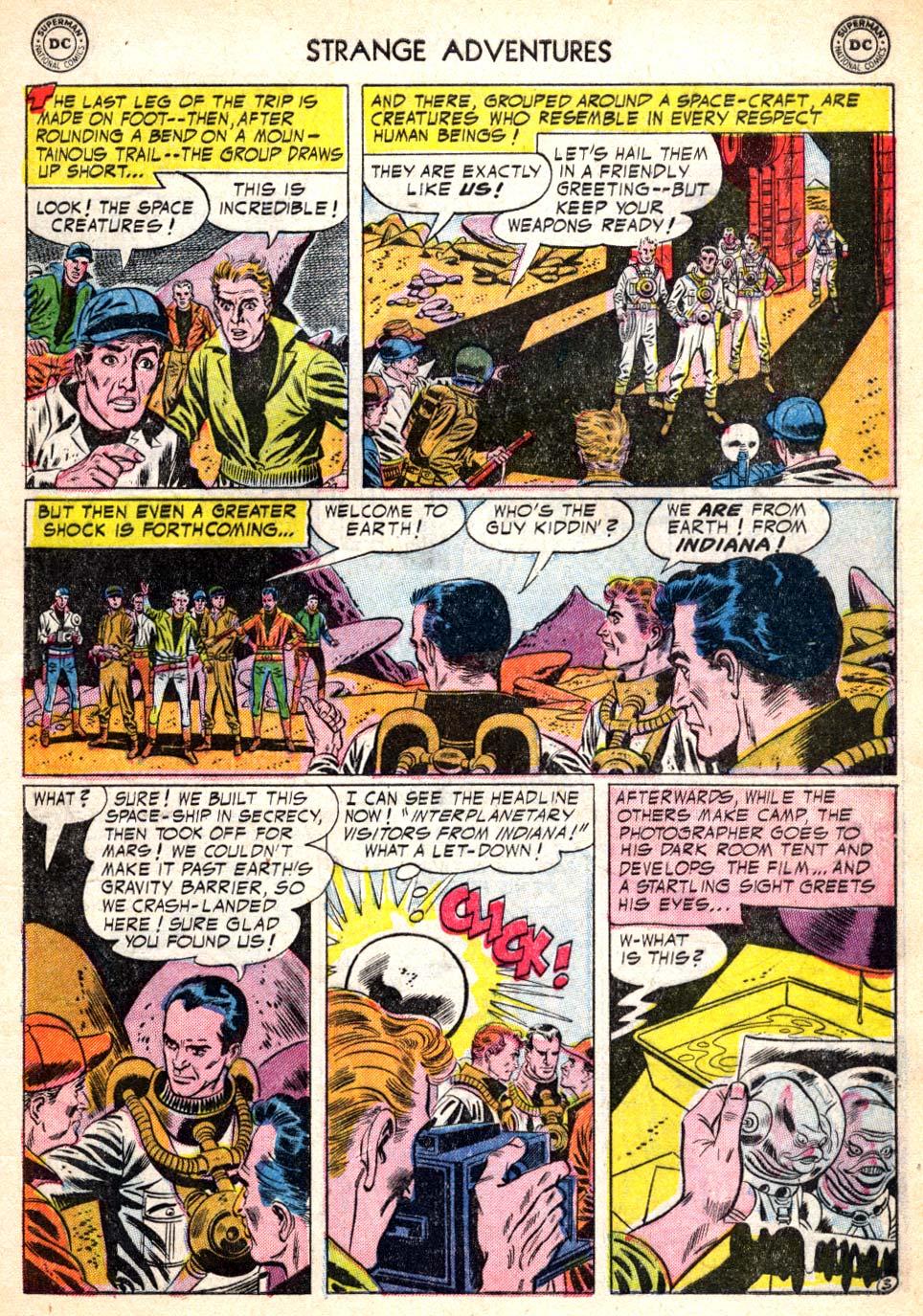 Strange Adventures (1950) issue 49 - Page 5