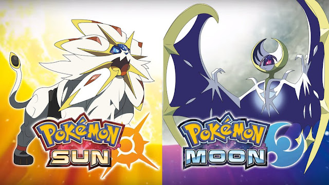 Pokémon Sun e Pokémon Moon