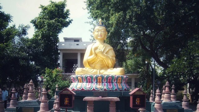 Root Institute in Bodhgaya