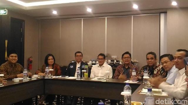 Kecuali PAN, Semua Sekjen Partai Pendukung Prabowo Kumpul Tadi Malam