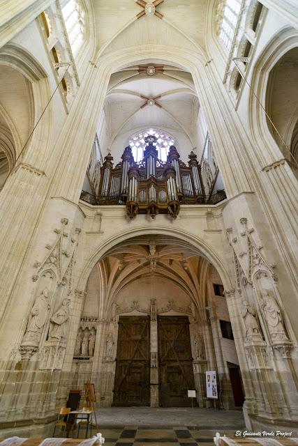 Órgano de la Catedral de Nantes por El Guisante Verde Project