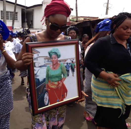 Chioma Chukwuka Akpotha & Siblings Remember Late