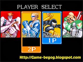 Download Game Captain Commando | Game Begog