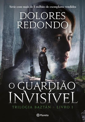 O guardião invisível, de Dolores Redondo - Editora Planeta