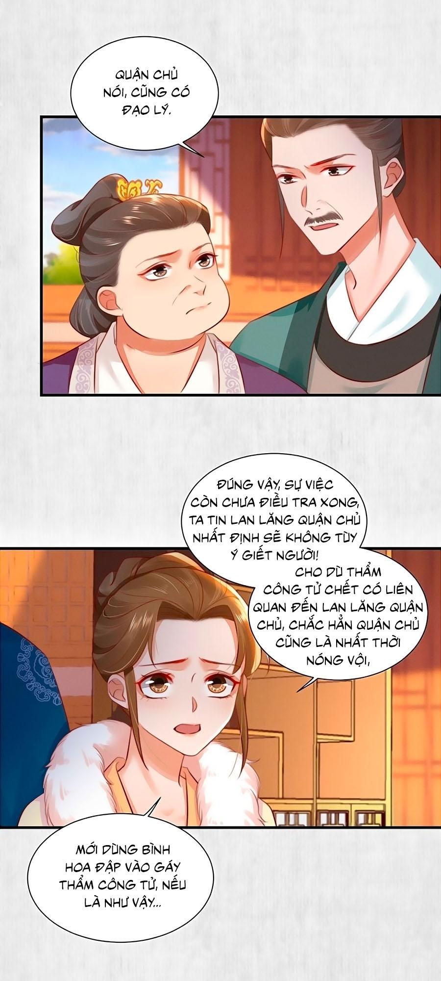 Hoạn Phi Hoàn Triều Chapter 78 - Trang 4
