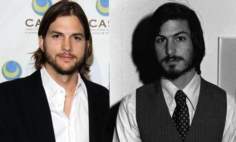 73ccc7c43d5 Ashton Kutcher sera Jobs, Steve Jobs