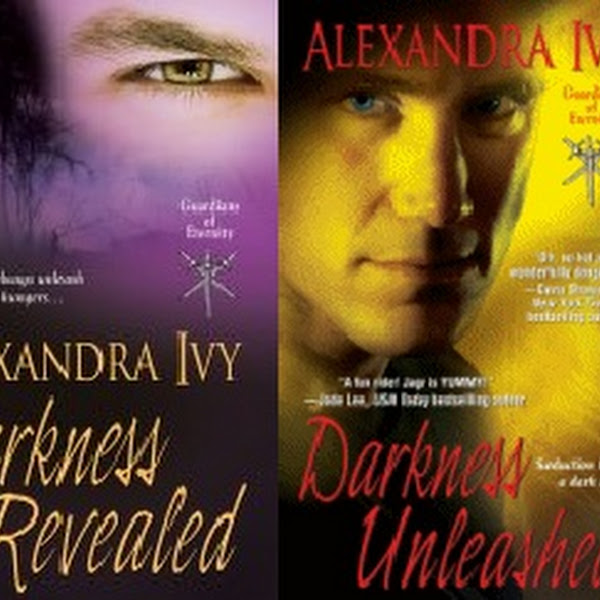 Guardians of Eternity Series by Alexandra Ivy