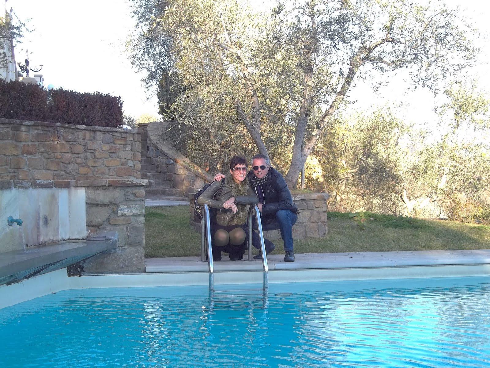 Isania Relax a Villa La Borghetta di Figline Vno Fi
