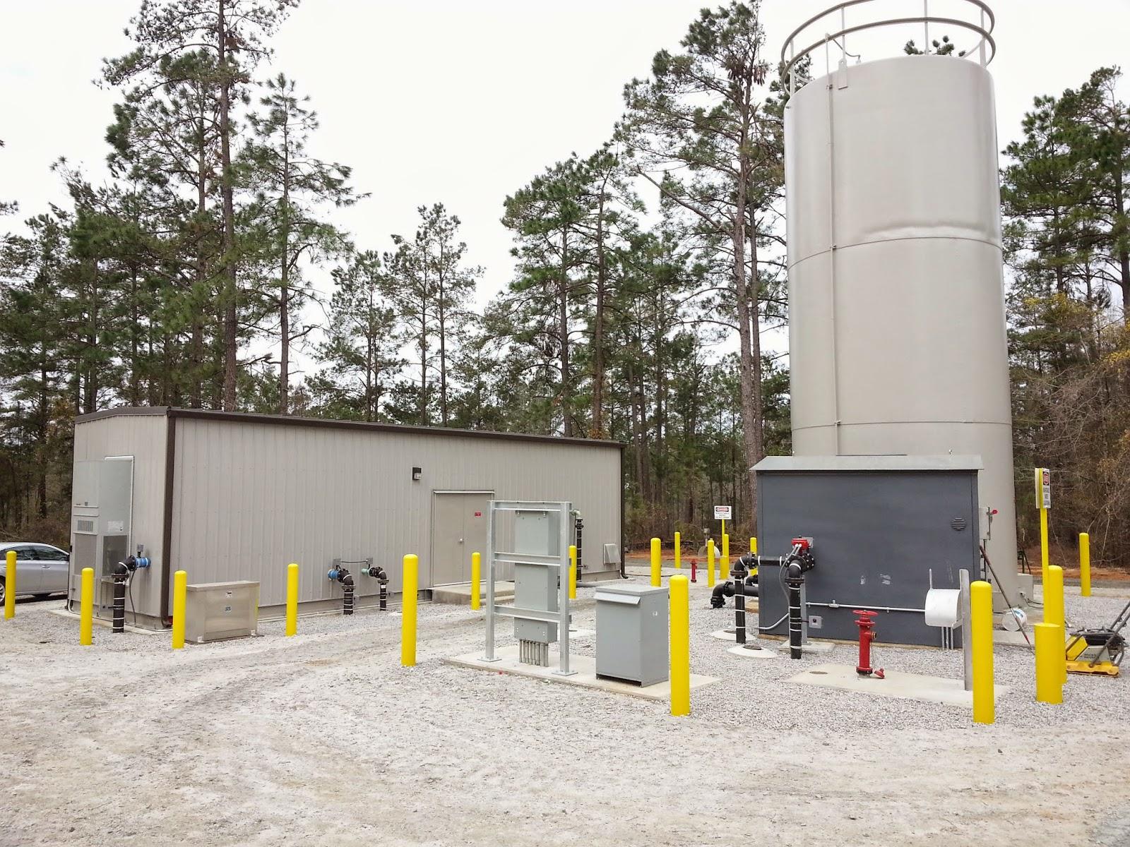Delivered Treatment System in Plant Vogtle, GA
