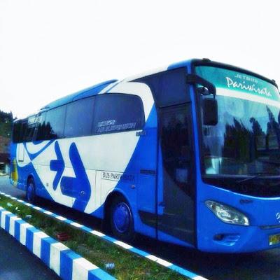 Sewa Bus Pariwisata Murah di Medan Full AC