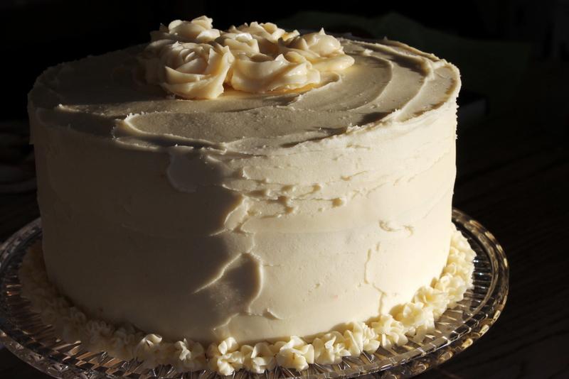 Fabulous Jennifer Murch Creamy Costco Esque Cake Filling Funny Birthday Cards Online Inifodamsfinfo
