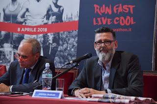 XVIII EA7 Emporio Armani Milano Marathon - Foto LaPresse