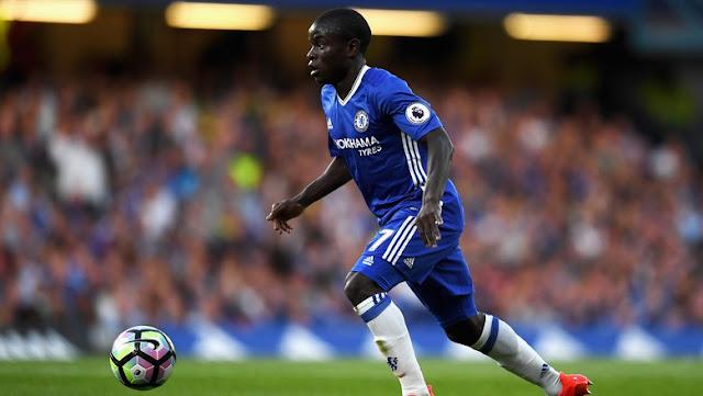 Demi Chelsea, Kante Tolak PSG