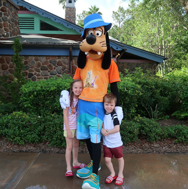 Goofy Walt Disney World
