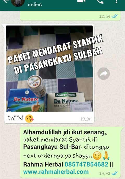 Paket Pengiriman Rahma Herbal ke PasangKayu Sul-Bar