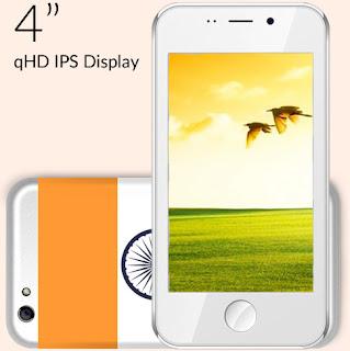 مواصفات Freedom 251 أرخص هاتف ذكي في العالم بــ 4 دولار