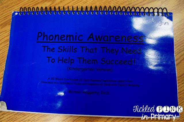 Teaching Beginning Sounds - Phonemic Awareness