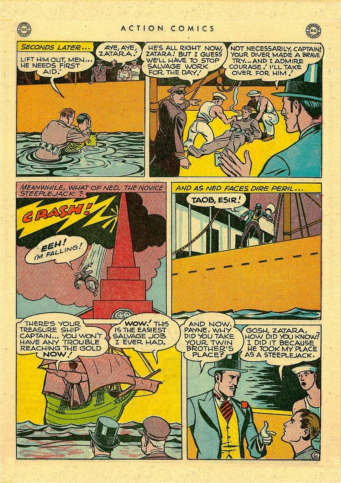 Read online Action Comics (1938) comic -  Issue #111 - 29