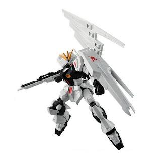 Bandai Mobile Suit Gundam G Frame New Gundam [11 cm]