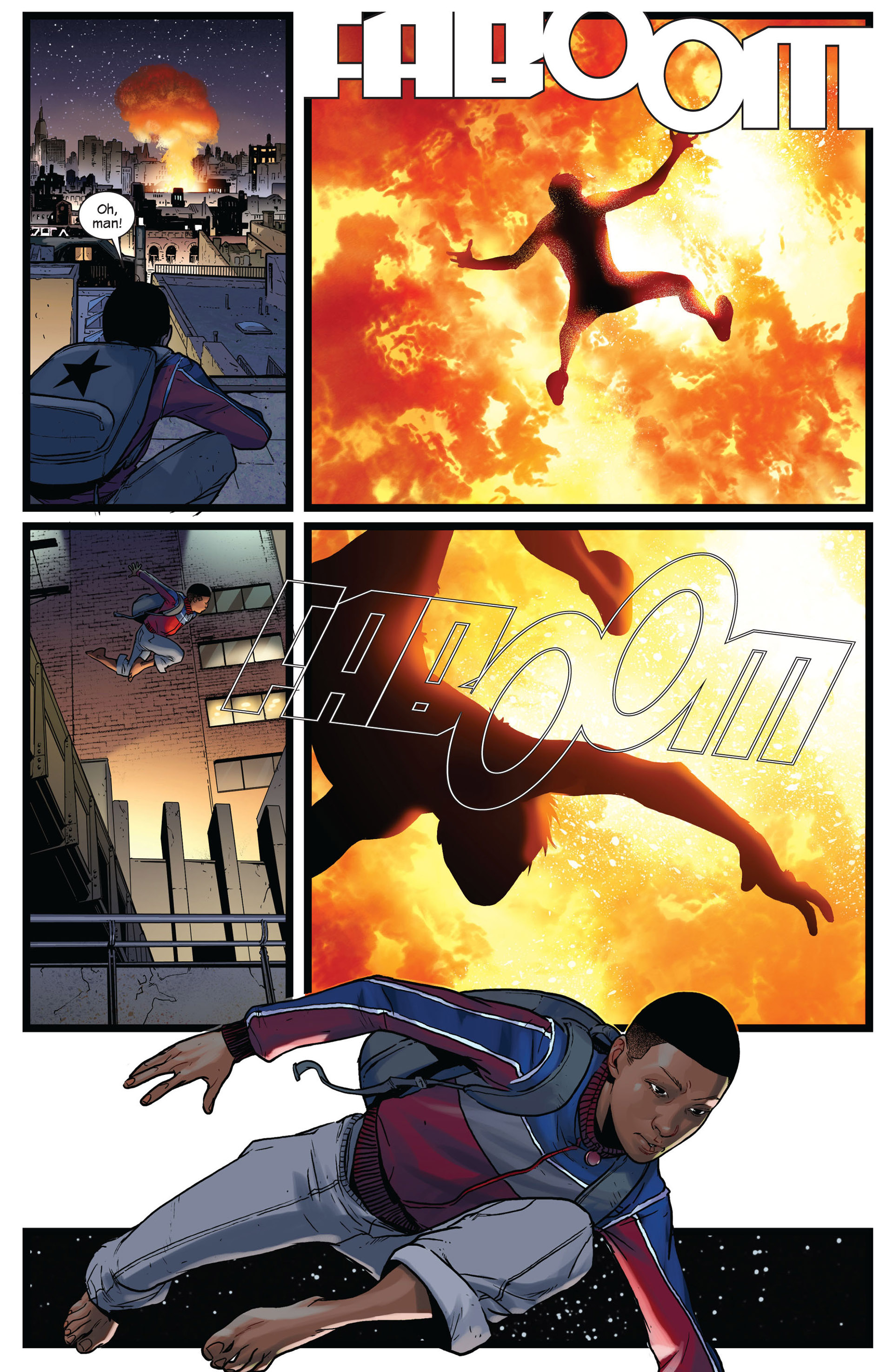 Read online Ultimate Comics Spider-Man (2011) comic -  Issue #4 - 6