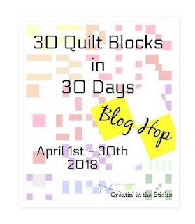 30 Quilt Blocks in 30 Days