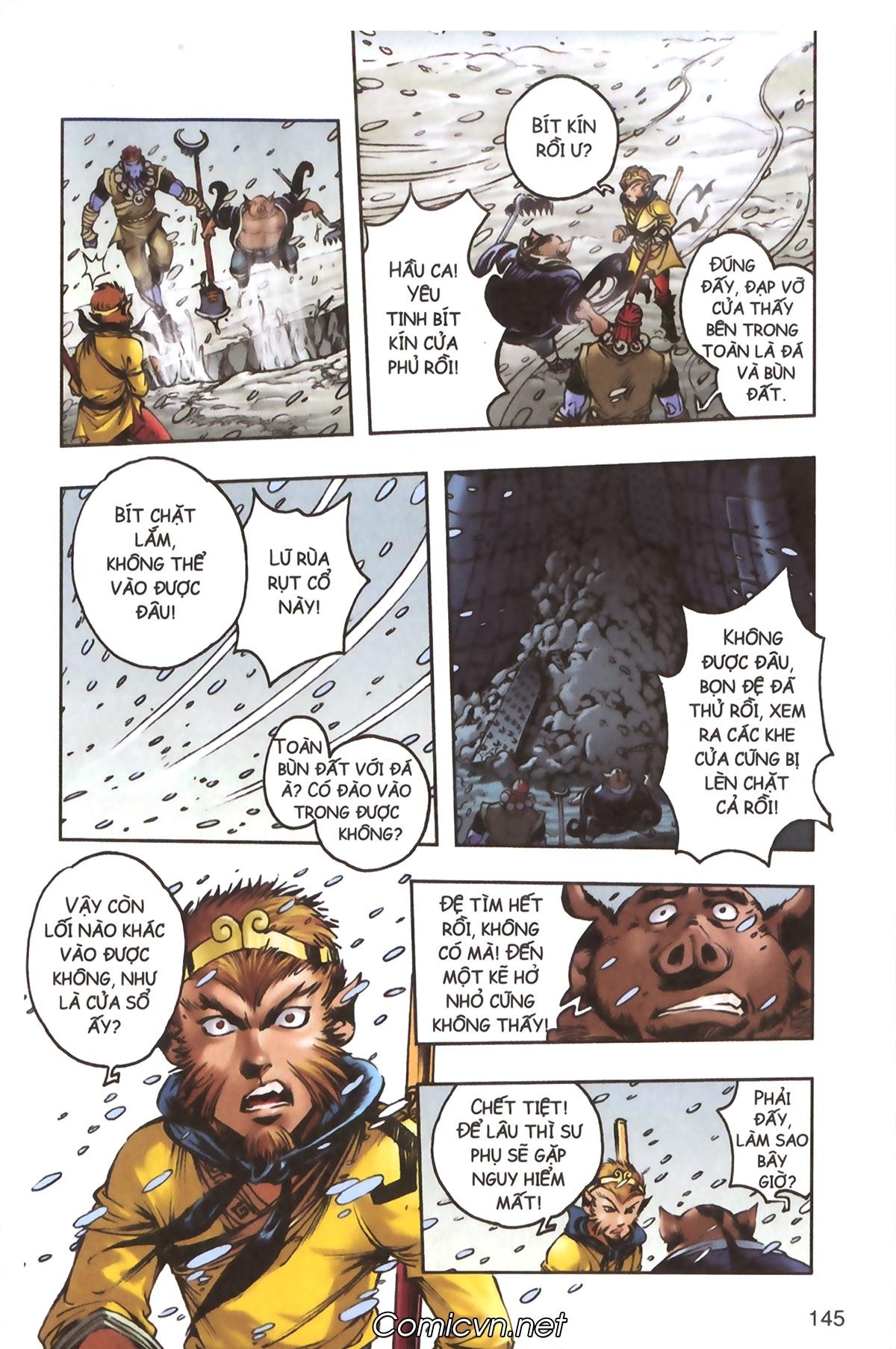 Tây Du Ký màu - Chapter 95 - Pic 18