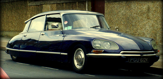 Most Beautiful Cars: The Citroen DS