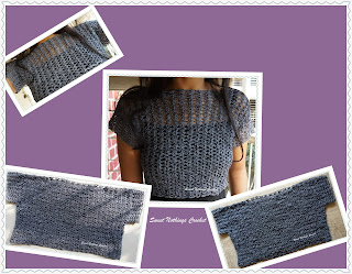 free crochet top pattern