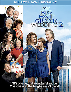 DVD & Blu-ray Release Report, My Big Fat Greek Wedding 2, Ralph Tribbey