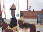 Diprakarsai KPK, Bupati Roring Hadiri FGD Pemulihan dan Penertiban Danau Tondano