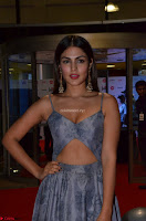 Rhea Chakraborty in a Sleeveless Deep neck Choli Dress Stunning Beauty at 64th Jio Filmfare Awards South ~  Exclusive 072.JPG