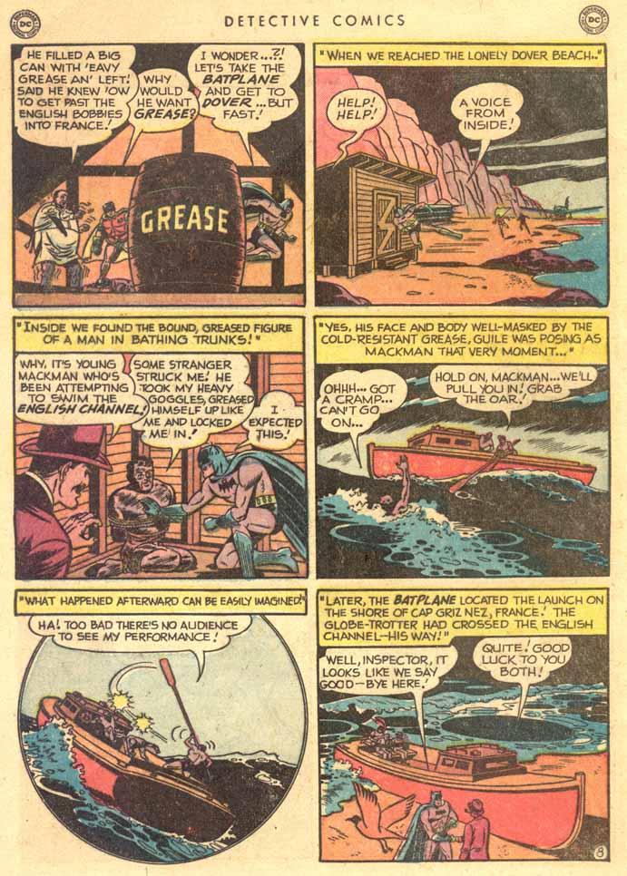 Read online Detective Comics (1937) comic -  Issue #160 - 10